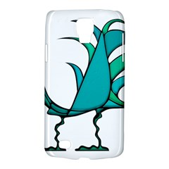 Fantasy Bird Samsung Galaxy S4 Active (i9295) Hardshell Case by dflcprints