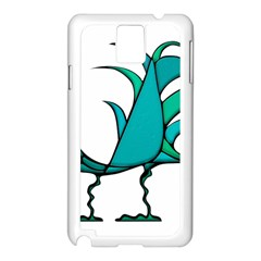 Fantasy Bird Samsung Galaxy Note 3 N9005 Case (white) by dflcprints