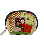 merry christmas - Accessory Pouch (Small)