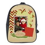 xmas - School Bag (XL)