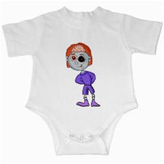 Undead Danny Infant Bodysuit by EricsDesignz