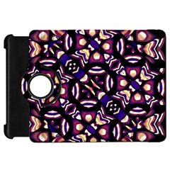 Colorful Tribal Pattern Print Kindle Fire Hd 7  (1st Gen) Flip 360 Case by dflcprints