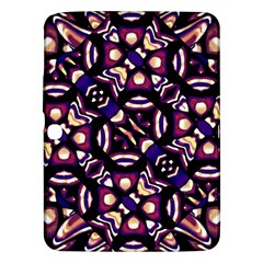 Colorful Tribal Pattern Print Samsung Galaxy Tab 3 (10 1 ) P5200 Hardshell Case  by dflcprints