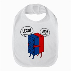 Lego Bib by NEWSHIRTS