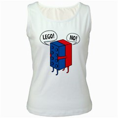 Lego Women s Tank Top by NEWSHIRTS