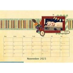 Grandma s 2015 Calendar By Sheena   Desktop Calendar 8 5  X 6    Jwxaiwtvv7yu   Www Artscow Com Nov 2015