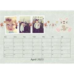 Grandma s 2015 Calendar By Sheena   Desktop Calendar 8 5  X 6    Jwxaiwtvv7yu   Www Artscow Com Apr 2015