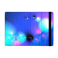 Love In Action, Pink, Purple, Blue Heartbeat 10000x7500 Apple Ipad Mini Flip Case by DianeClancy