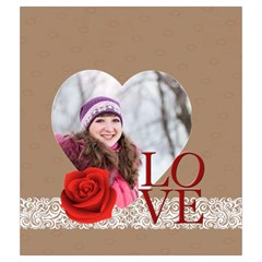 Love By Ki Ki   Drawstring Pouch (medium)   Y4caits2f8nn   Www Artscow Com Back