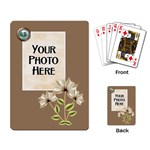 Autumn s Pleasure Playing Cards - Playing Cards Single Design