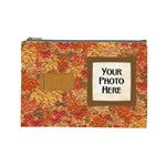 Ode to Autumn Large Cosmetic Bag - Cosmetic Bag (Large)