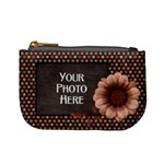 Ode to Autumn Coin Bag - Mini Coin Purse