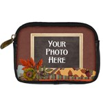 Ode to Autumn Camera Case - Digital Camera Leather Case