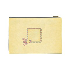 Lively Large Cosmetic Bag By Lisa Minor   Cosmetic Bag (large)   K5eeiu0mkjxy   Www Artscow Com Back