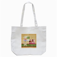 Baby By Baby   Tote Bag (white)   Jt329d6ks25g   Www Artscow Com Front