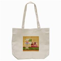 Baby By Baby   Tote Bag (cream)   Ma4oksxcf4ti   Www Artscow Com Front
