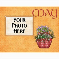 2015 Calender Mix By Lisa Minor   Wall Calendar 11  X 8 5  (12 Months)   Yofe1menszkq   Www Artscow Com Month