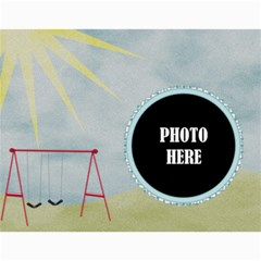 2015 At The Park Calendar By Lisa Minor   Wall Calendar 11  X 8 5  (12 Months)   Ay7wpm23frc4   Www Artscow Com Month