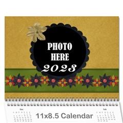 2015 Calendar 1 By Lisa Minor   Wall Calendar 11  X 8 5  (12 Months)   Yd7gvudrni3q   Www Artscow Com Cover