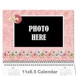2015 Amore Calendar 1 - Wall Calendar 11  x 8.5  (12-Months)