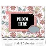 2015 Pips Calendar - Wall Calendar 11  x 8.5  (12-Months)