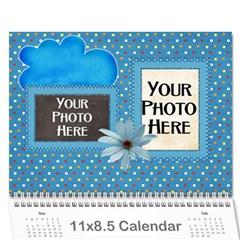 2015 Calendar Mix D By Lisa Minor   Wall Calendar 11  X 8 5  (12 Months)   0ymvh8zc6xcy   Www Artscow Com Cover