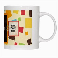 May I? Mug By Lisa Minor   White Mug   0uek8a6vscxb   Www Artscow Com Right