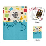 May I? Playing Cards - Playing Cards Single Design
