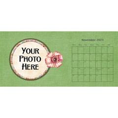 2015 Sml 11x5 Calendar By Lisa Minor   Desktop Calendar 11  X 5    D2nmsibf1fge   Www Artscow Com Nov 2015