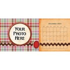 2015 Sml 11x5 Calendar By Lisa Minor   Desktop Calendar 11  X 5    D2nmsibf1fge   Www Artscow Com Dec 2015