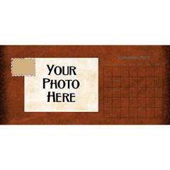 2015 Sml 11x5 Calendar By Lisa Minor   Desktop Calendar 11  X 5    D2nmsibf1fge   Www Artscow Com Sep 2015