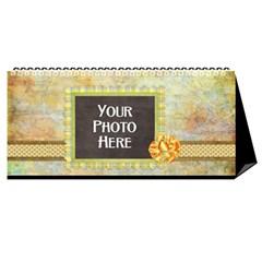 2015 Primavera 11x5 Calendar By Lisa Minor   Desktop Calendar 11  X 5    N5gdxvm6dlly   Www Artscow Com Cover