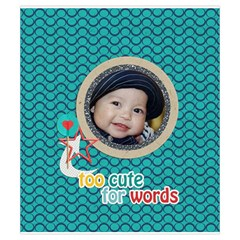 Drawstring Pouch (s) : Too Cute By Jennyl   Drawstring Pouch (small)   Ex9skcc9v1yr   Www Artscow Com Front