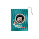 Drawstring Pouch (S) : Too Cute - Drawstring Pouch (Small)