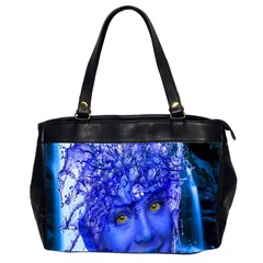 Water Nymph Oversize Office Handbag (two Sides) by icarusismartdesigns