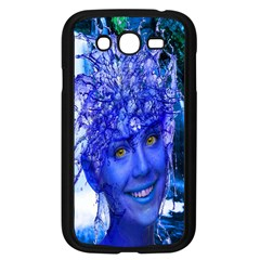 Water Nymph Samsung Galaxy Grand Duos I9082 Case (black) by icarusismartdesigns