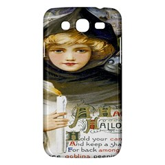 A Happy Hallowe en Samsung Galaxy Mega 5.8 I9152 Hardshell Case  by EndlessVintage