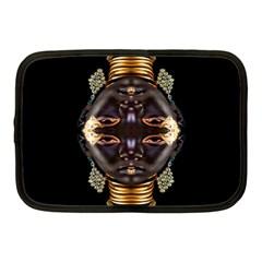 African Goddess Netbook Sleeve (medium) by icarusismartdesigns
