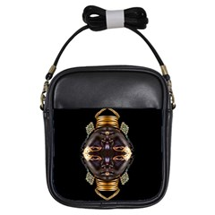 African Goddess Girl s Sling Bag by icarusismartdesigns