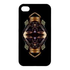 African Goddess Apple Iphone 4/4s Hardshell Case by icarusismartdesigns