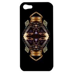 African Goddess Apple Iphone 5 Hardshell Case by icarusismartdesigns
