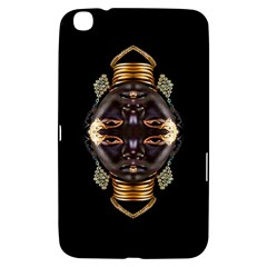 African Goddess Samsung Galaxy Tab 3 (8 ) T3100 Hardshell Case  by icarusismartdesigns