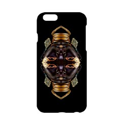 African Goddess Apple Iphone 6 Hardshell Case by icarusismartdesigns