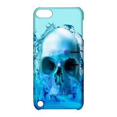 Skull In Water Apple Ipod Touch 5 Hardshell Case With Stand by icarusismartdesigns