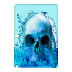 Skull In Water Samsung Galaxy Tab Pro 10 1 Hardshell Case by icarusismartdesigns