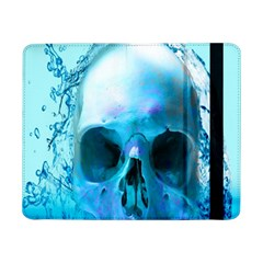 Skull In Water Samsung Galaxy Tab Pro 8 4  Flip Case by icarusismartdesigns