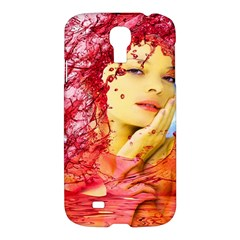 Tears Of Blood Samsung Galaxy S4 I9500/i9505 Hardshell Case by icarusismartdesigns