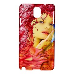 Tears Of Blood Samsung Galaxy Note 3 N9005 Hardshell Case by icarusismartdesigns