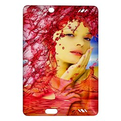Tears Of Blood Kindle Fire Hd 7  (2nd Gen) Hardshell Case by icarusismartdesigns