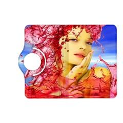 Tears Of Blood Kindle Fire Hd 7  (2nd Gen) Flip 360 Case by icarusismartdesigns